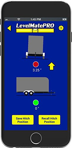 LevelMatePRO - Bluetooth® Vehicle Leveling System by Command Electronics