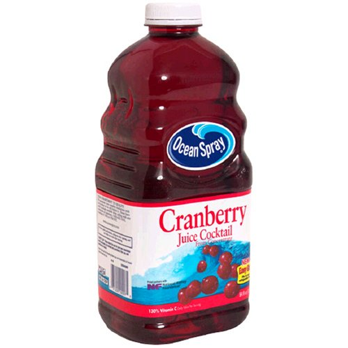 Ocean Spray Cranberry Juice 64 oz
