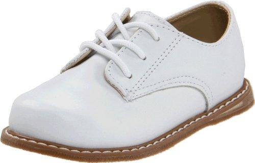 Baby Deer Drew (Infant/Toddler),White,7 M US Toddler - Baby White Deer Leather