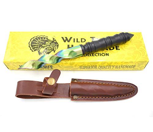 Wild Turkey Handmade Exclusive Cyclone Tri-Edged