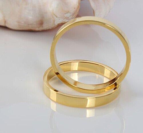 Tooky 6PX Gold portatovaglioli per casa o feste di matrimonio