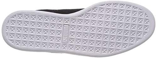 Puma – Adulto team black Nero Classic white 03 Gold Unisex Suede Sneaker wTIXqIr