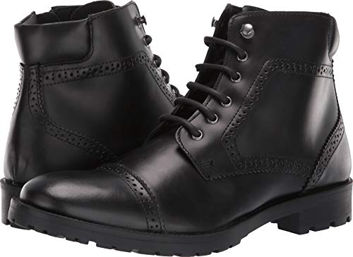 GBX Men's Bock Ankle Boot, Black, 10.5 M US