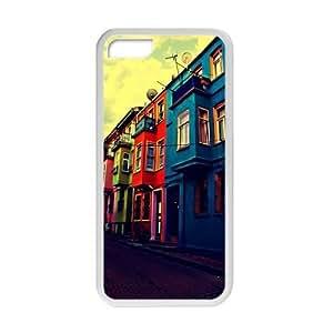 Welcome!Iphone 5C Cases-Brand New Design Street High Quality TPU For Iphone 5C 4 Inch -05 WANGJING JINDA