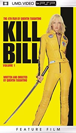 Amazon com: Kill Bill - Volume 1 [UMD for PSP]: Uma Thurman, David