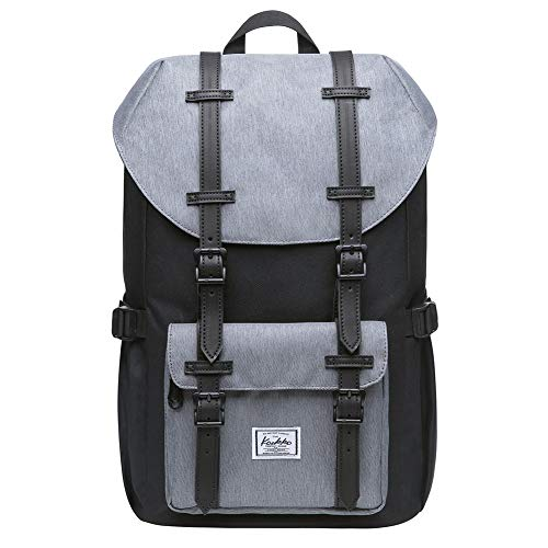 KAUKKO Laptop Outdoor Backpack, Travel Hiking& Camping