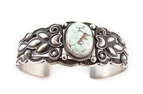 Silver Dry Creek Turquoise Old Pawn (Old Pawn Turquoise)