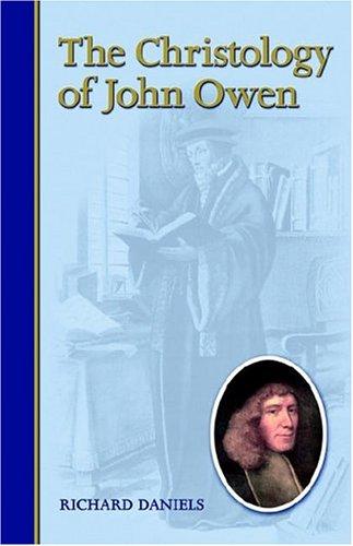 The Christology of John Owen pdf epub