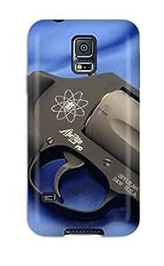 Michael paytosh Dawson's Shop 8870038K14827867 Defender Case For Galaxy S5, Gun Pattern