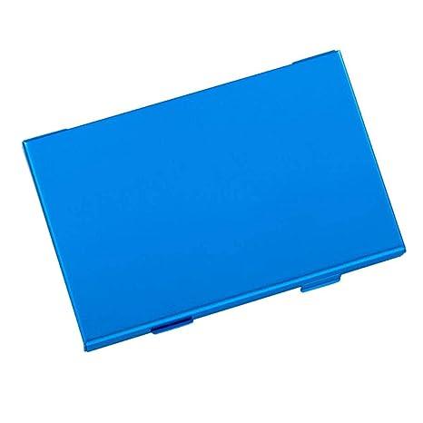 Shumo Caja de Cartucho de Tarjeta de Juego Aluminio 10 Caja de ...