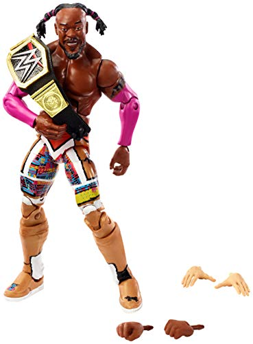 WWE Elite Collection Kofi Kingston Wrestlemania 35 Action Figure
