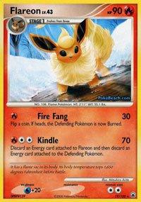 Pokemon - Flareon (19) - Majestic Dawn - Reverse Holo ()
