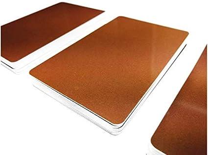 Premium Tarjetas de plástico, PVC Tarjeta en el color de ...