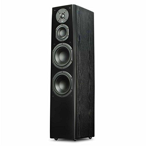 "SVS Prime Dual 6-1/2"" Passive 3.5-Way Floor Speaker (Each) Gloss piano black PRIME TOWERS, PIANO GLOSS BLAC"