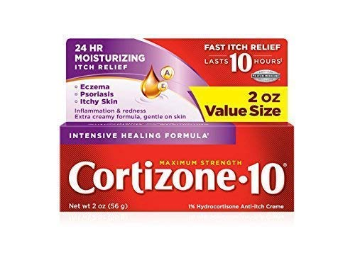 Cortizone 10 Intensive Healing Creme-2 oz.