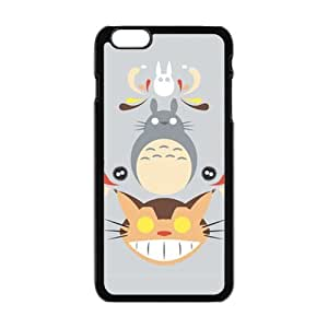 Happy Cute Cat Hot Seller Stylish Hard Case For Iphone 6 Plus