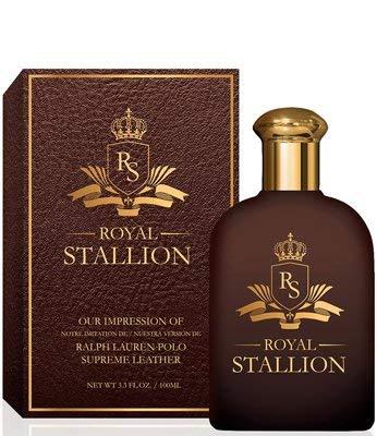 7e708582 Royal Stallion Impression of R. Lauren Polo Supreme Leather 3.3 fl oz
