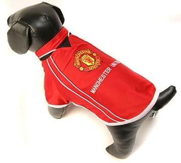 Amazon Com Home Win Manchester United F C Dog Shirt Small