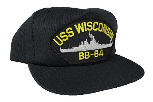 - USS Wisconsin Ballcap