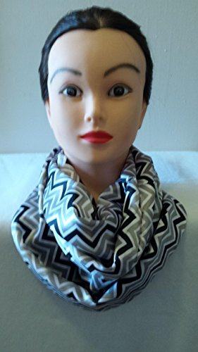 - Y Cross Brand Ladies Infinity Scarf 12