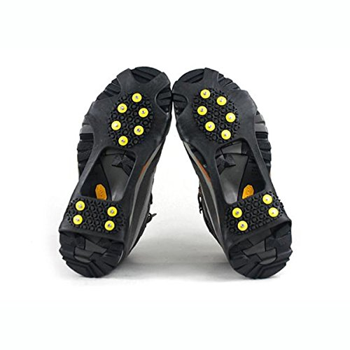 Price comparison product image Antiskid Hiking Shoes Cover Climbing Shoes Cover Outdoor Sports Size S