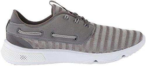 Sperry Top-sider Mens Sperry 7 Mari 3-eye Sneaker Grigio