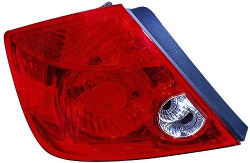 Depo 312-1970L-US Scion TC Driver Side Replacement Taillight Unit without Bulb