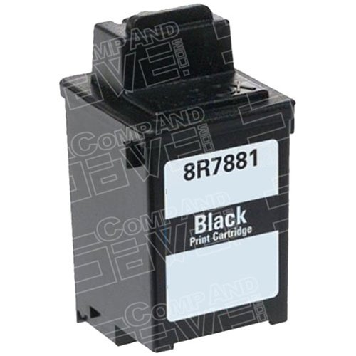 CompAndSave Replacement for Xerox 8R7881 Black Ink (8r7881 Inkjet)