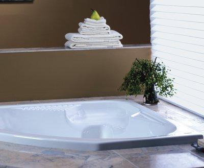 Jacuzzi CPS6060WCR2XXACapella Drop In Corner Comfort Whirlpool ...