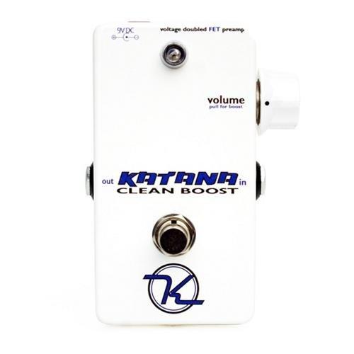 Keeley electronics Katana Clean boost キーリー カタナ  ◆輸入品◆ B000SSNLJG