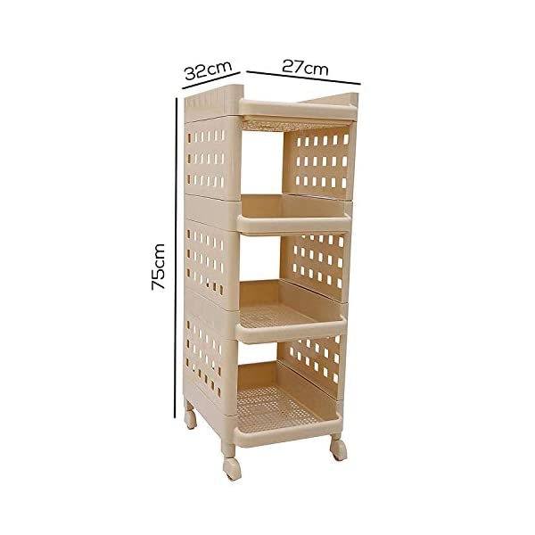 Best Plastic Kitchen Rack For Storage in india 2020