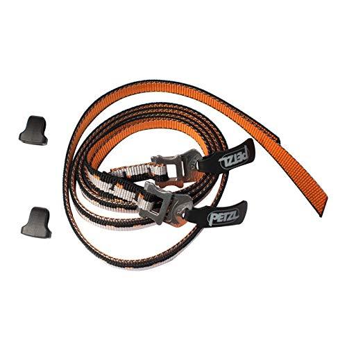 (PETZL - Strap KIT, Replacement Strap Kit for Spir, Level, and Flexlock Crampons)