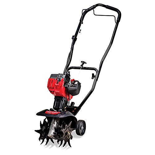 Craftsman C210 9-Inch 25cc 2-Cycle Gas Powered Cultivator/Tiller