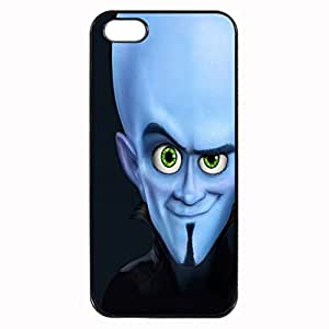 Megamind Custom Image Case iphone 4 case , iphone 4S case, Diy Durable Hard Case Cover for iPhone 4 4S , High Quality Plastic Case By Argelis-sky, Black Case New