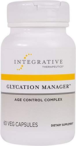 Integrative Therapeutics - Glycation Manager - Age Control Complex - 60 Capsules