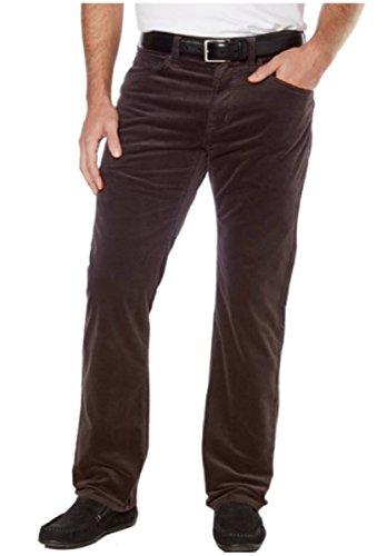 Chocolate Corduroy Pants - 4