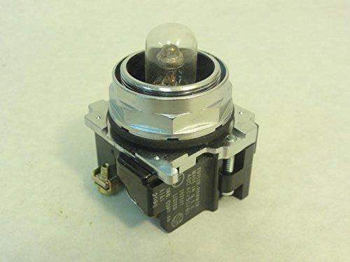 Cutler-Hammer 10250T228N Indicating Light, No Lense, 480VAC (Indicating Light)