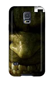 DnOqjhf3848WYHUs Tpu Phone Case With Fashionable Look For Galaxy S5 - Hulk