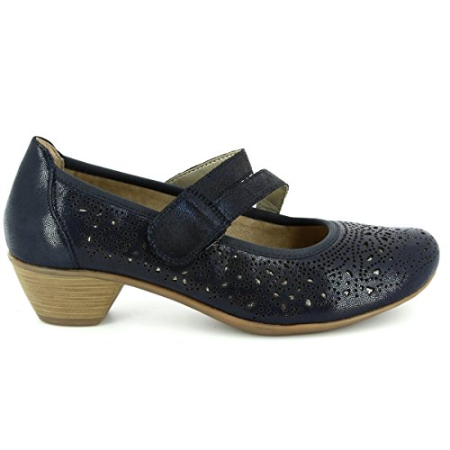 REMONTE Remonte Womens Shoe D5006 Blue 40