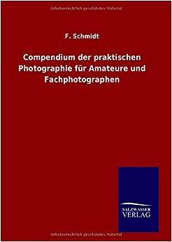 Book Compendium der praktischen Photographie für Amateure und Fachphotographen