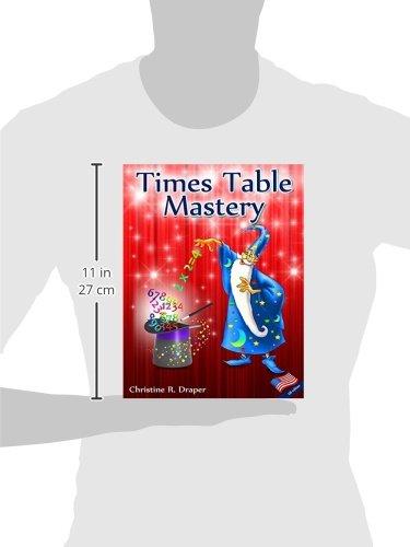 Times Table Mastery: US edition: Christine R. Draper ...
