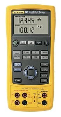 Fluke 725EX Intrinsically Safe Multi-Function Process Calibrator