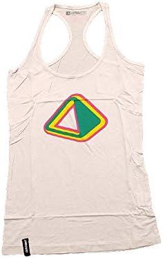 Amnesia Ibiza Cosmic Womens Racerback Vest