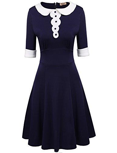 a line babydoll dress - 7