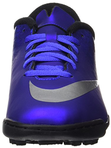 Jr Unisex Vortex Slvr Ryl Scarpe Mtllc Mercurial Bl Bambini azul Tf Cr Nike Da Calcio rcr Bl bl Ii dp Blu zAEdCxnwTq