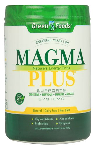 (Green Foods Magma Plus® Powder -- 10.6 oz -)