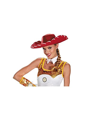 JESSIE GLAM COSTUME HAT & BOW SET -