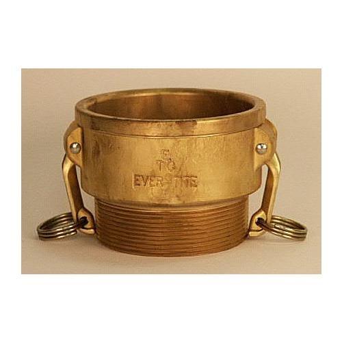 Ever-Tite 340BBR, (APG) Part B (Female Coupler X Male Thread) Brass
