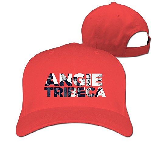 yesher-fashion-american-comedy-tv-series-baseball-cap-adjustable-hat-red