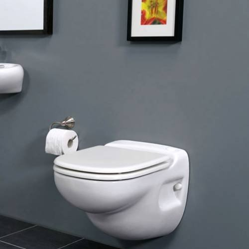 wall mounted toilet macerating complete carrier light bulbs amazon toto hung specs tank repair american standard rough in